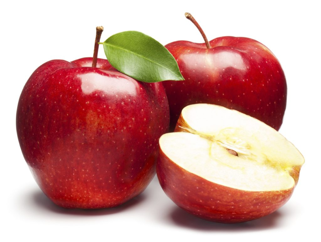 Easy way to lose weight by eating apples