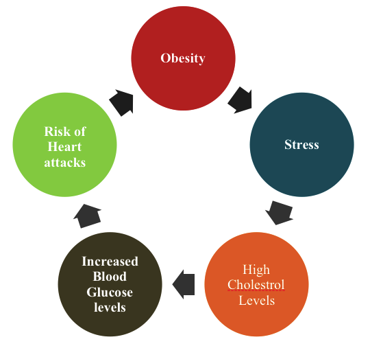 Cycle that will ruin our Health