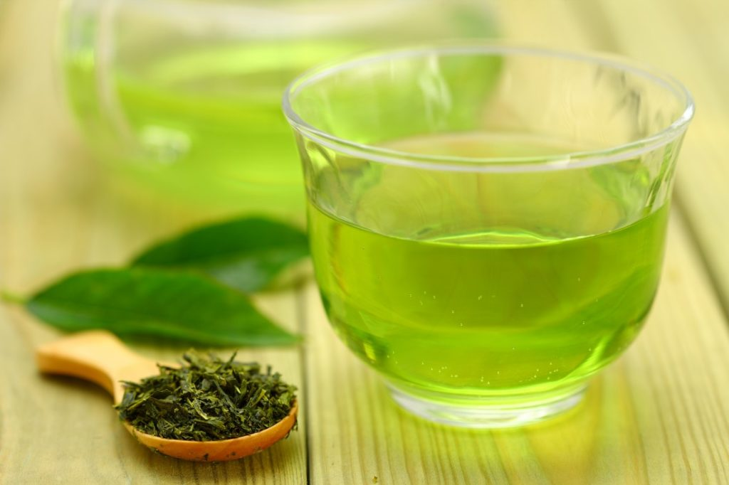 Green Tea to Reduce weight rapidly