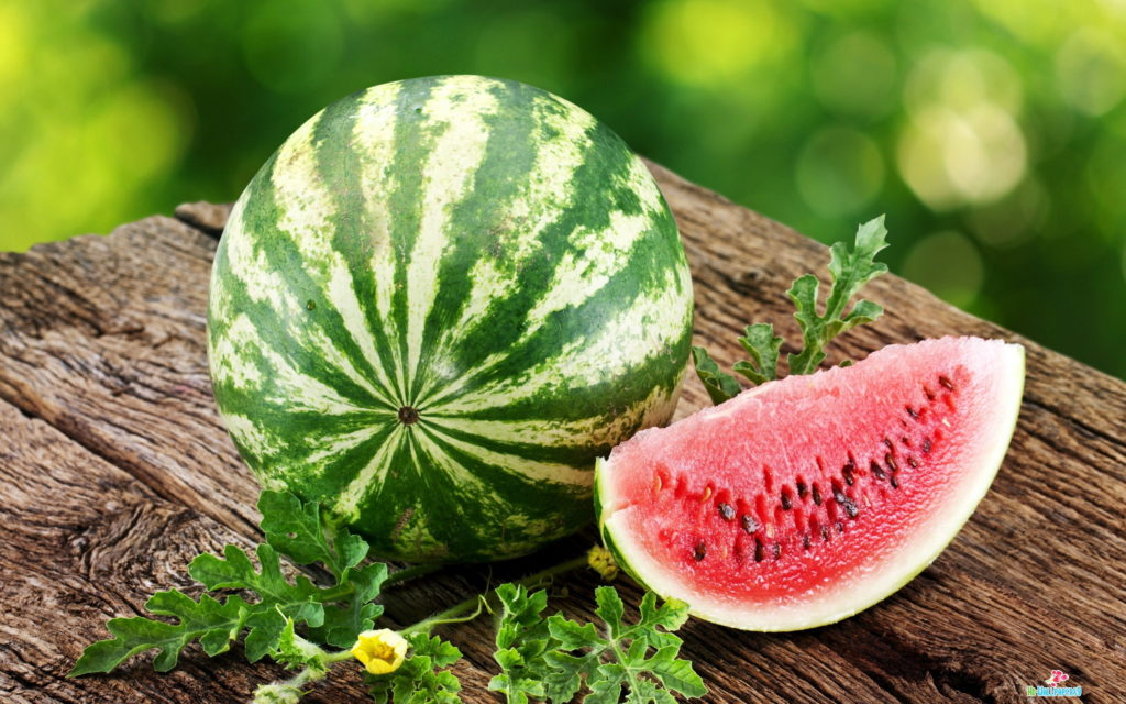 Benefits of Watermelon to Cut Fat