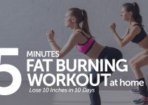 5 Exercises to burn Fat For Men And Women